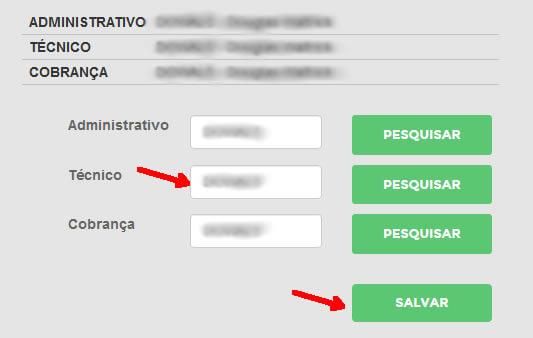Registro.br - Alterar ID de Usuário Técnico